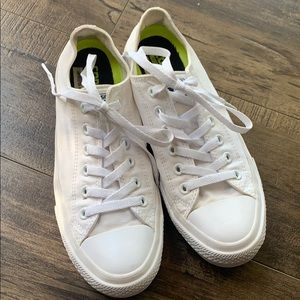 Jack Purcell white sneakers, size 9